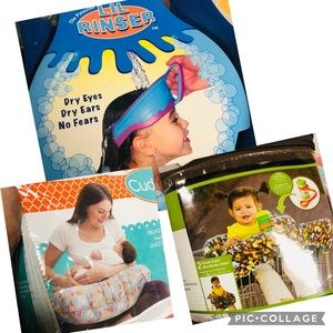 Babies most useful items bundles for 3
